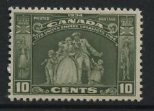 Canada 1934 10 cents Empire Loyalists unmounted mint NH
