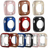 Soft TPU Protective Bumper Case Cover For iWatch 38-44mm Apple Watch Series 4321