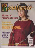 Renaissance Mag Arthurian Legend & Holy Grail No.33 2003 013120nonr