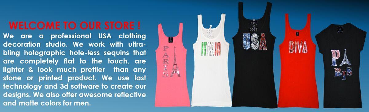 BlingDots Ultra Bling Shirts & Caps