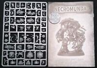 1 Am Bot with base Necromunda Luther Pattern Excavation Automata Warhammer 40k