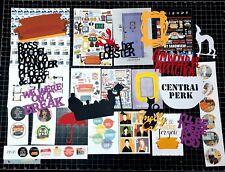 FRIENDS Scrapbook Kit. Friends TV Show,  Scrapbook, Project Life, Paper,  NBC