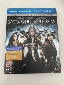 Snow White And The Huntsman- Extended Collectors Edition - Pre Owned