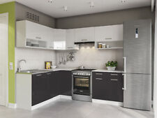 Küchen l form hochglanz  Moderne Küchen-L-Form günstig kaufen | eBay