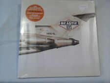 Beastie Boys License To Ill 30th Anniversary Brand New Sealed Vinyl Record