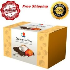 4 Boxes DXN Cream Coffee with Ganoderma, Reishi, Lingzhi - Free Shipping