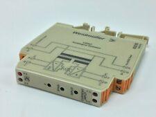 Weidmuller W408 00a3 Ultra Slimpak Analogue Isolator 9 30vdc Pn 832765