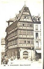 CP 67 Bas-Rhin - Strasbourg - Maison Kammerzell
