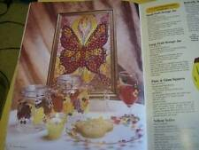 Clearly Mosaics Craft Booklet-The Beadery-Butterfly/Grapes/Pineapple