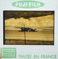 Diapositive Formule 1 f1 Grand Prix Dijon-Prenois 1977 David Purley LEC-Ford