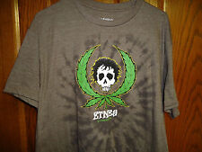ETNIES T-SHIRT - NEW! - LARGE  BMX SKATEBOARD