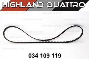 Audi ur quattro WR / MB toothed belt 034109119