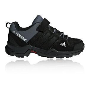adidas Boys Terrex AX2R CF Walking Shoes Black Sports Outdoors Breathable