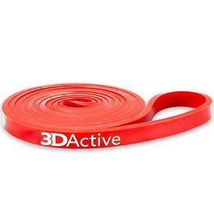 3DActive Pull Up Assist Band Resistance Band for Strength Training