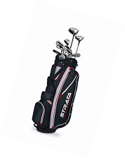 Callaway Men's Strata Complete Golf Club Set with Bag (12-Piece) Taylormade