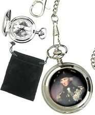 Admiral Nelson Pocket Watch Collectors Item  A GREAT B'DAY GIFT ! FREE POSTAGE