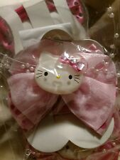 Hello kitty elastic hair tie