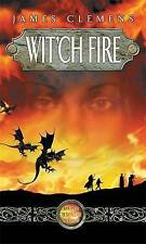 Wit'ch Fire (Banned & the Banished), By James Clemens,in Used but Acceptable con