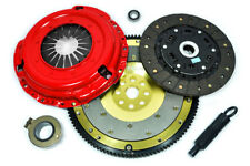 KUPP CLUTCH KIT + ALUMIUM RACE FLYWHEEL for 88-91 CRX CIVIC SiR EF8 9 JDM B16A