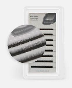 Individual KiraB Eyelash Extensions Short Lash 4mm, 5mm, 6mm bottom lashes