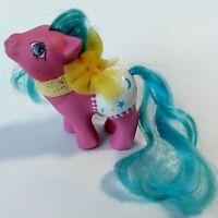 Vintage 1984 MLP My Little Pony Baby Fancy Pants StarBurst Stars Moons Diaper