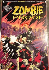 ZOMBIE PROOF # 1B NEIL VOKES COVER VARIANT  SIGNED EDITION  JC VAUGHN    VF+ 8.5