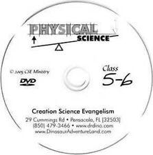 DVDs-Bible*Rapture1+FREE*Kent Hovind*Physical Science-3