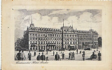 Germany Postcard - Continental Hotel - Berlin  MB1637
