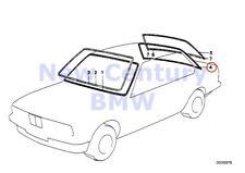 BMW Genuine Window Mounting Parts Weatherstrip E30 BMW51311972249