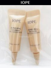 Iope Super Vital Eye Cream Extra Concentrated 2ea x 3ml Amore Anti Wrinkle New