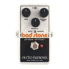 EHX Electro Harmonix BAD STONE Phase Shifter Guitar Pedal / Stomp Box