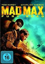 Mad Max Fury Road - Charlize Theron Tom Hardy - DVD - OVP - NEU
