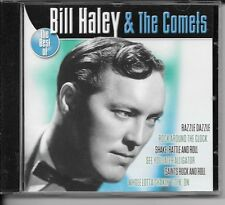 CD COMPIL 12 TITRES--BILL HALEY & THE COMETS--THE BEST OF