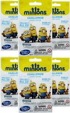 Despicable Me Minion Minions Challenge Card Game Sealed Blind Bag x6