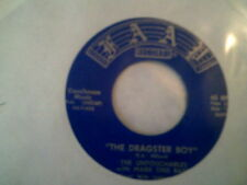 """THE UNTOUCHABLES WITH MARK ONE BAND - DRAGSTER'S  ENCORE * PSYCH FUNK 7"""" 45"""