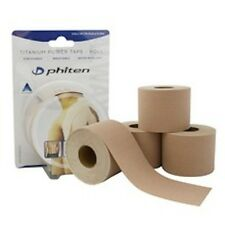 "Phiten Titanium Power Tape - Pack of 2 rolls-each roll 2"" x 14.7 feet"