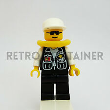 LEGO Minifigures - 1x cop022 - Policeman - Omino Minifig Cop Sheriff 6598 4012