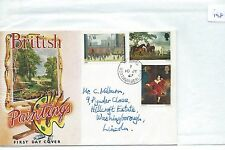 wbc. -  GB - FIRST DAY COVER - FDC - 198 - SPECIALS - 1967- BRITISH PAINTINGS