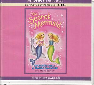 Secret Mermaid Enchanted Shell Seaside Adventure Sue Mongredien 2CD Audio Book