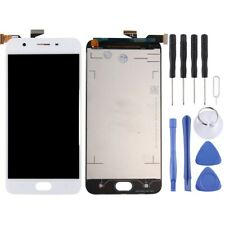 LCD Screen Display Touch Digitizer Glass Full Replacement For Oppo A57 WHITE