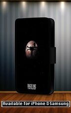 Star Wars Rouge One Anthology Darth Vadar R2D2 Leather Flip Phone Case Cover Y54