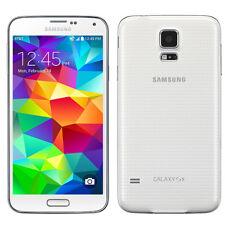 Samsung Galaxy S5 16GB SM-G900T Blanco (T-MOBILE 4G LTE UNLOCKED) Teléfono Móvil