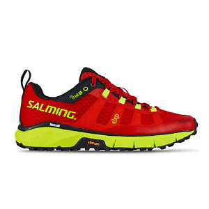 Salming Trail 5 Outdoor Running Walking Sport Shoes Trainers red 12890580509 WOW