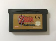 Nintendo Gameboy Advance GBA The Legend Of Zelda A Link To The Past Four Swords