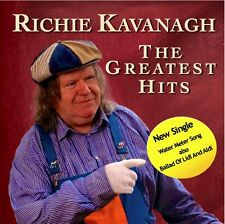 Richie Kavanagh - The Greatest Hits CD FREE UK P&P Aon Focal Eile