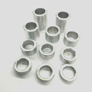 Distanzhülse Distanz Hülse Abstandhalter Distanzbuchsen Buchse Aluminium Alu