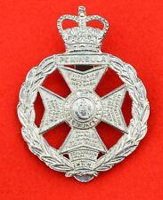 British Army. Royal Green Jackets Genuine Officer's Cap Badge