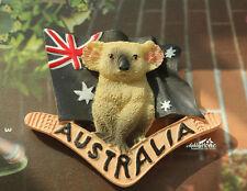 Australien Koala Reiseandenken Reise Souvenir 3D Kühlschrankmagnet Magnet