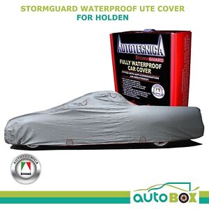 Car Cover Holden HR HK HT HQ HZ WB UTE Storm Guard Waterproof Plush Fleece+BAG