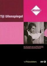 DVD - TIJL UILENSPIEGEL  (1961) VRT KLASSIEK. (NEW / NIEUW / NOUVEAU / SEALED)